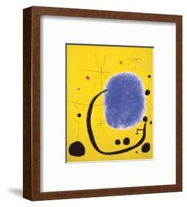 The Gold of the Azure, 1967 by Joan Miro