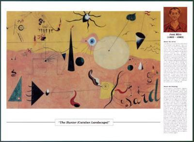 Twentieth Century Art Masterpieces - The Hunter