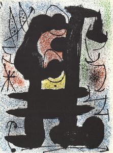 Untitled by Joan Miro