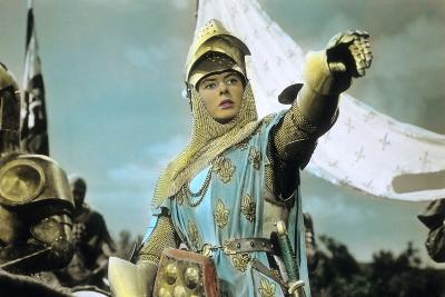 Joan of Arc by Victor Fleming with Ingrid Bergman, 1948--Photo