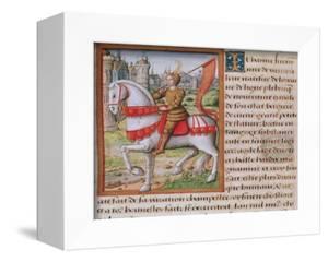 Joan of Arc (circa 1412-31) circa 1505