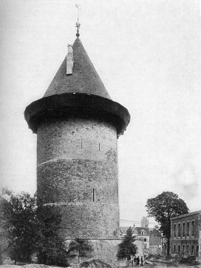 Joan of Arc's Tower, Rouen, France, C1920--Giclee Print