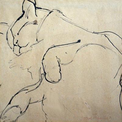 Cat, 'Mouser', 1980