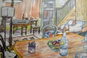 Clare Lise's Music Studio by Joan Thewsey