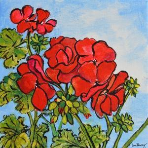 Geranium by Joan Thewsey