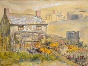 Moorland Cottage by Joan Thewsey