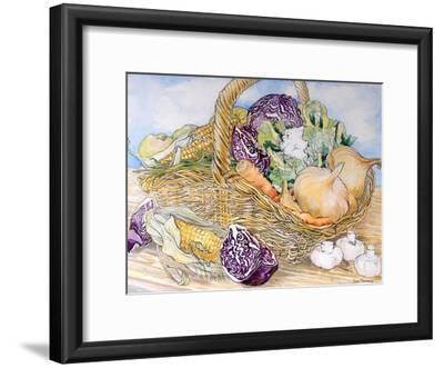 Vegetables in a Basket, 2012