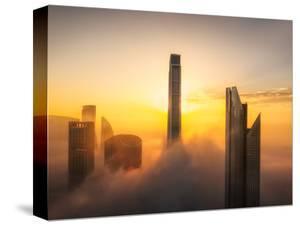 Good Morning Dubai A738758 by Joana Duenas