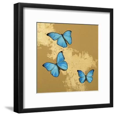 Cerulean Butterfly II