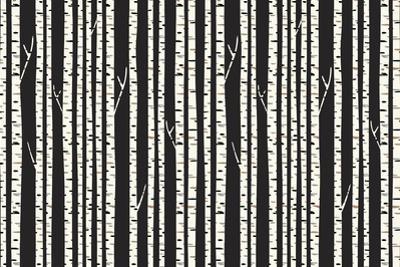 Birch Trees by Joanne Paynter Design