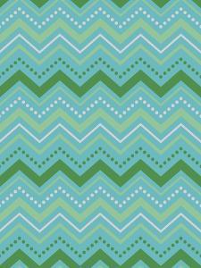 Chevron Gift Wrap by Joanne Paynter Design