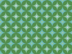Holiday Geo Design by Joanne Paynter Design