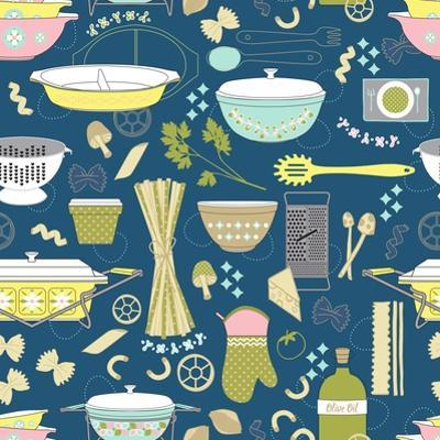 Pasta Party by Joanne Paynter Design