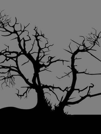 Spooky Tree by Joanne Paynter Design