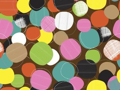Textured Circles by Joanne Paynter Design
