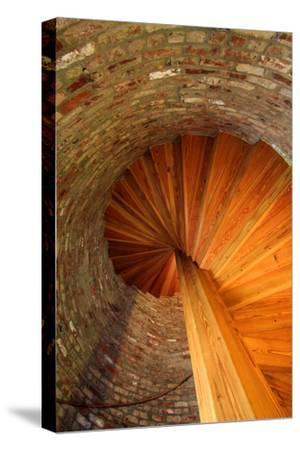 Spiral Stairs, St George Lighthouse, St George Island, Florida, USA