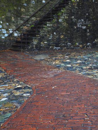 Stairs, Savannah, Georgia, USA
