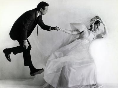 """Joanne Woodward, Paul Newman. """"A New Kind of Love"""" 1963, Directed by Melville Shavelson--Photographic Print"""