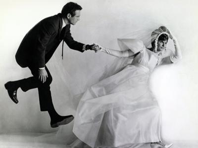 """Joanne Woodward, Paul Newman. """"A New Kind of Love"""" 1963, Directed by Melville Shavelson"""