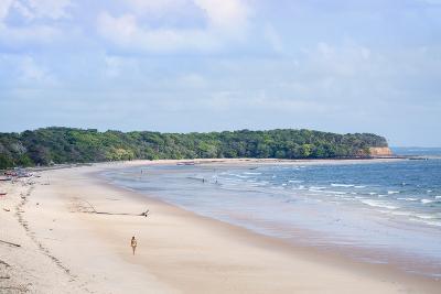 Joannes Beach (Praia De Joannes) on Marajo Island in the Brazilian Amazon, Para, Brazil-Alex Robinson-Photographic Print