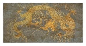 Golden Dragon by Joannoo
