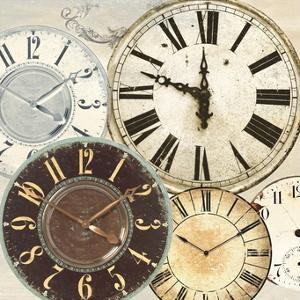 Timepieces II by Joannoo