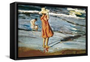 Children on the Beach by Joaqu?n Sorolla y Bastida
