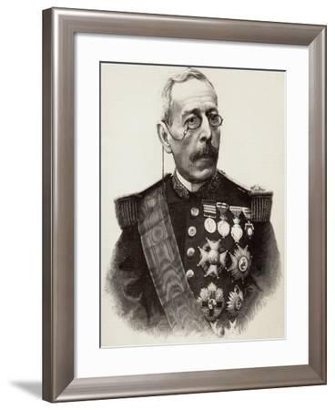 Joaquin Jovellar Soler--Framed Giclee Print