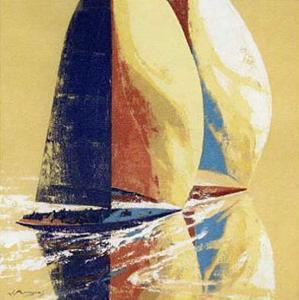 America's Cup II by Joaquin Moragues