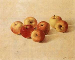 Apples by Joaquin Moragues