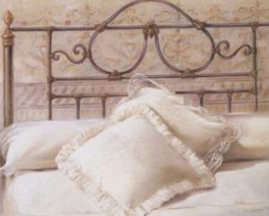 Bedroom by Joaquin Moragues