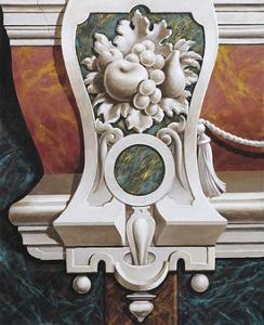 Copenhagen Fresco II (small) by Joaquin Moragues