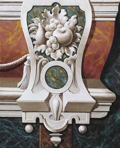 Copenhagen Fresco III by Joaquin Moragues