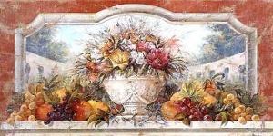 Italian Fresco by Joaquin Moragues