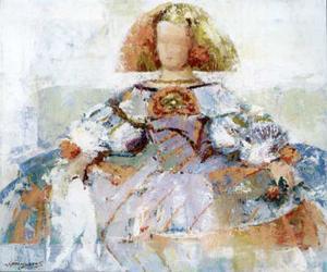 Menina II by Joaquin Moragues