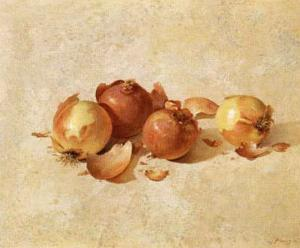 Onions by Joaquin Moragues