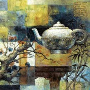 Tea Pot by Joaquin Moragues