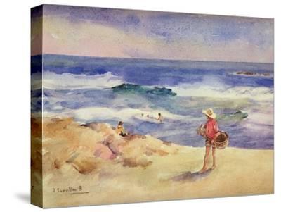 Boy on the Sand