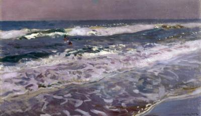 Efecto de Manana en el Mar (Valencia), 1908