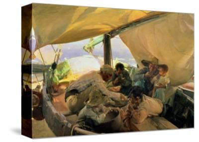 Lunch on the Boat, 1898