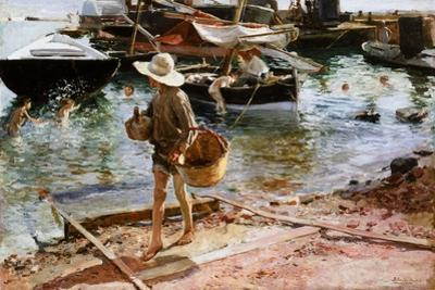 Puerto De Valencia, 1897