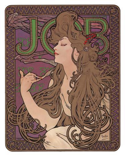 Job, c.1898-Alphonse Mucha-Art Print