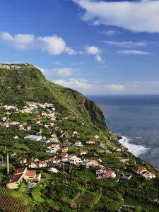 Calheta, Madeira, Portugal, Atlantic Ocean, Europe by Jochen Schlenker