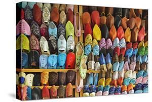 Display of Merchandise, Essaouira, Morocco, North Africa, Africa by Jochen Schlenker