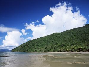 Great Barrier Reef and Rainforest, Queensland, Australia, Pacific by Jochen Schlenker