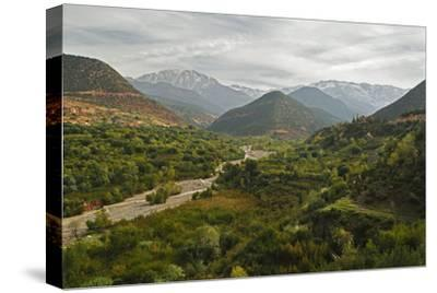 Imlil Valley and Toubkal Mountains, High Atlas, Morocco, North Africa, Africa