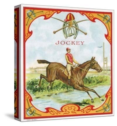 Jockey Tobacco Label