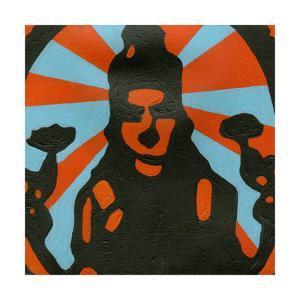 Bliss Buddha I by Jodi Fuchs
