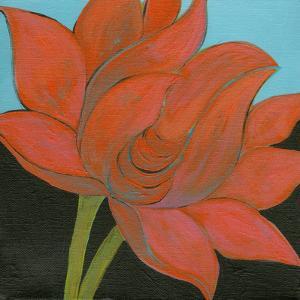 Bliss Lotus I by Jodi Fuchs