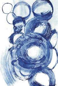 Blue Circle Study II by Jodi Fuchs